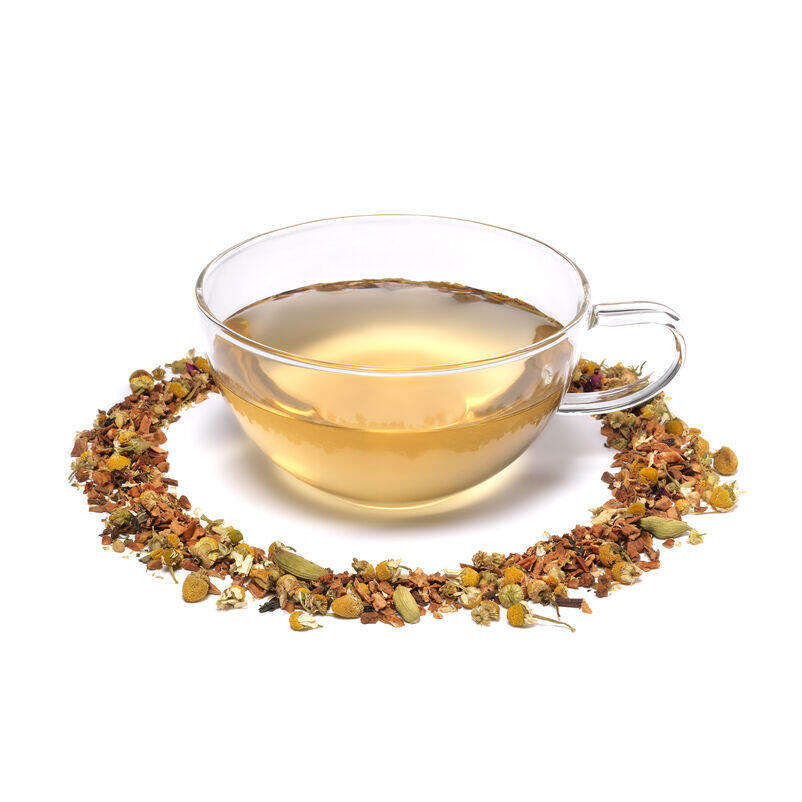 Spiced Camomile & Apple Infusion in Teacup