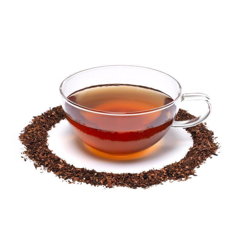 Vanilla Honeybush and Orange Infusion in Teacup