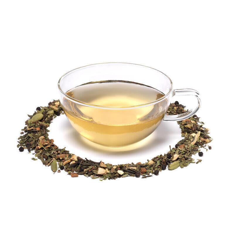 Shanghai Chai Loose Tea in Teacup