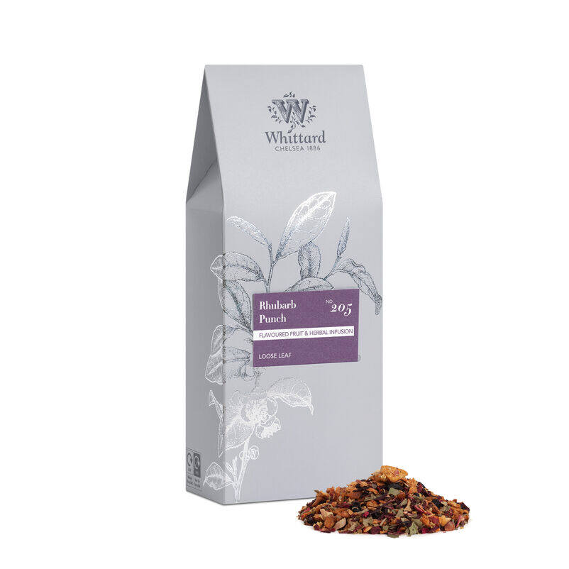 Rhubarb Punch Loose Tea Pouch
