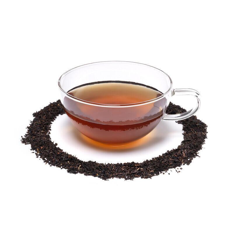 1886 Loose Tea and Teacup