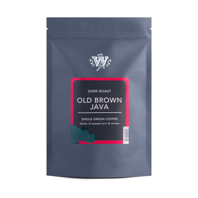 Old Brown Java Compostable Coffee Pouch