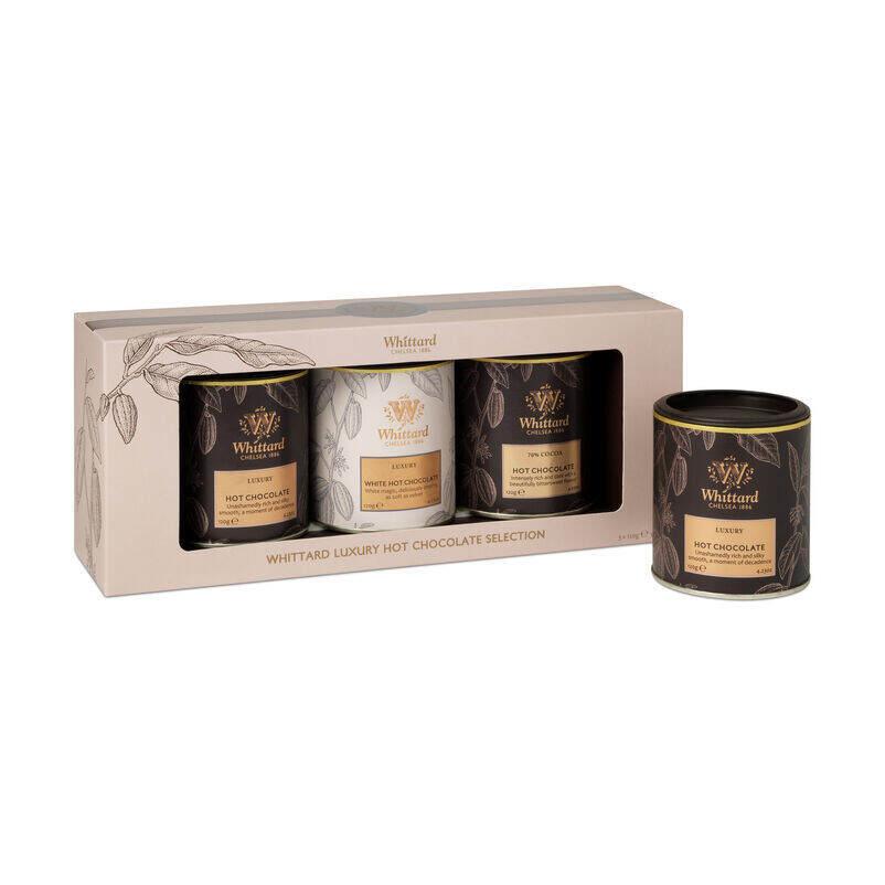 Luxury Hot Chocolate Selection
