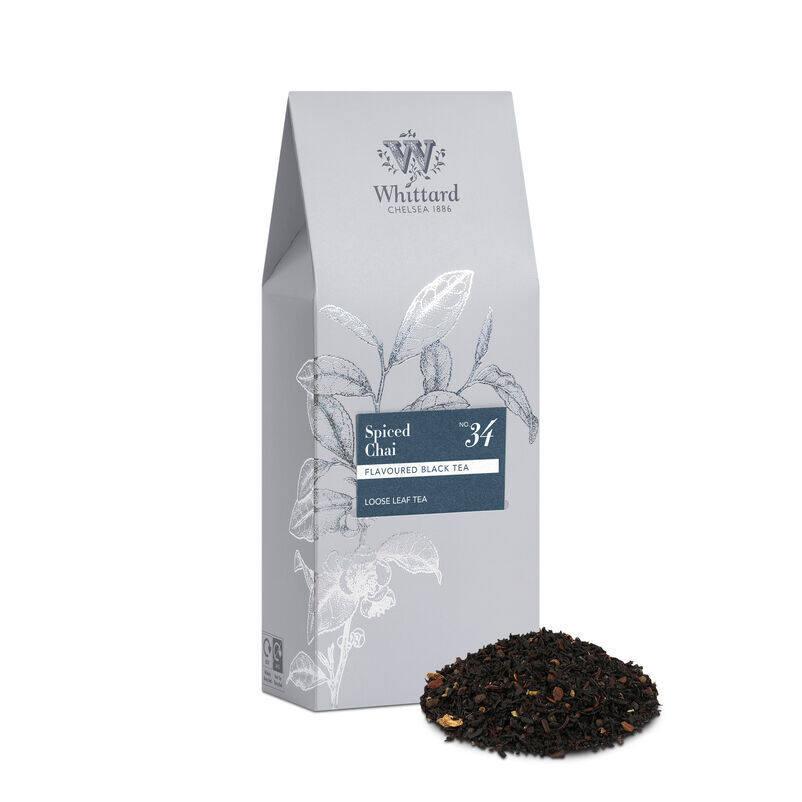 Spiced Chai Loose Tea Pouch