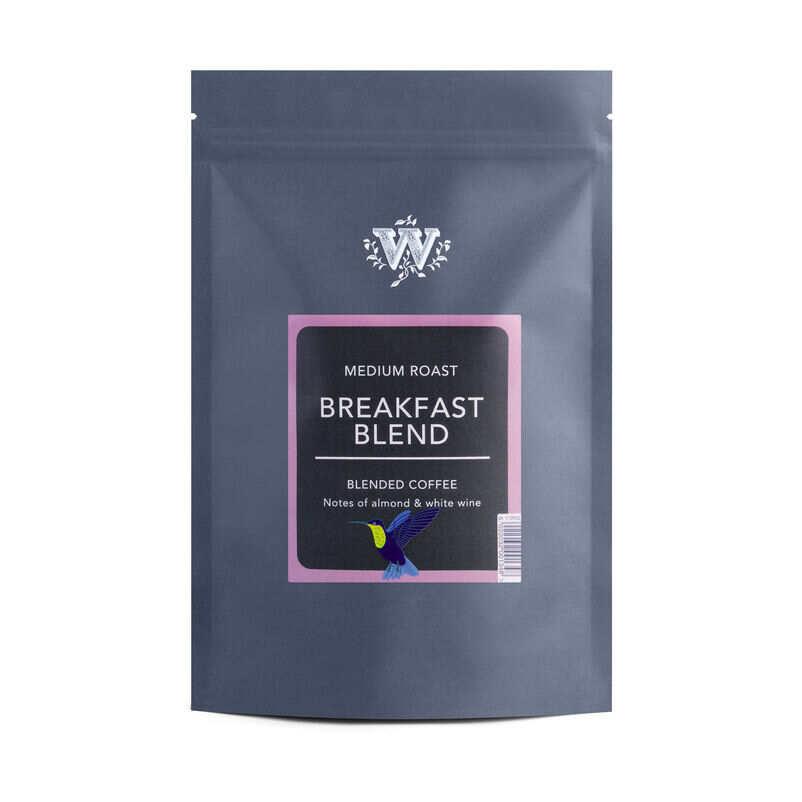 Breakfast Blend Compostable Coffee Packet