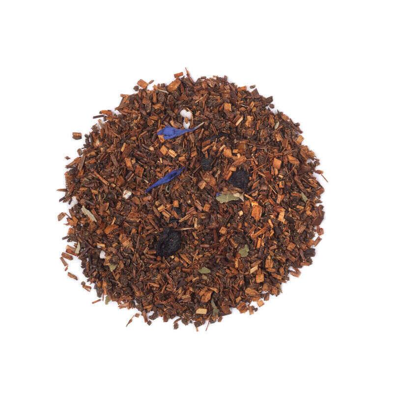 Blueberry Rooibos Loose Tea Caddy, 100g
