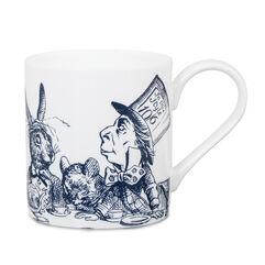 Alice in Wonderland Tea Party Mug