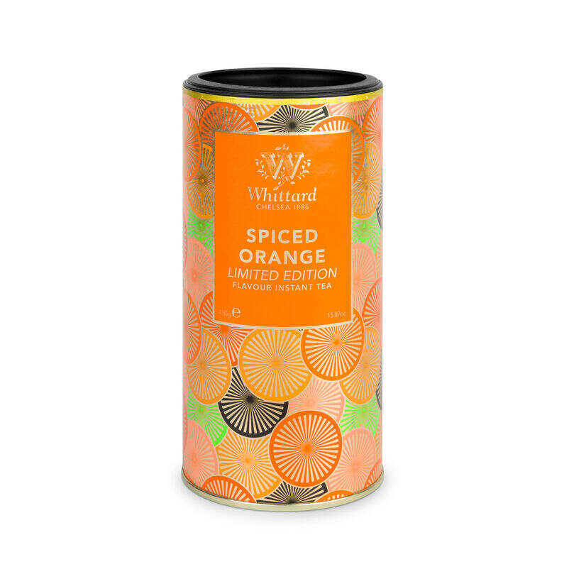 Limited Edition Spiced Orange Instant Tea