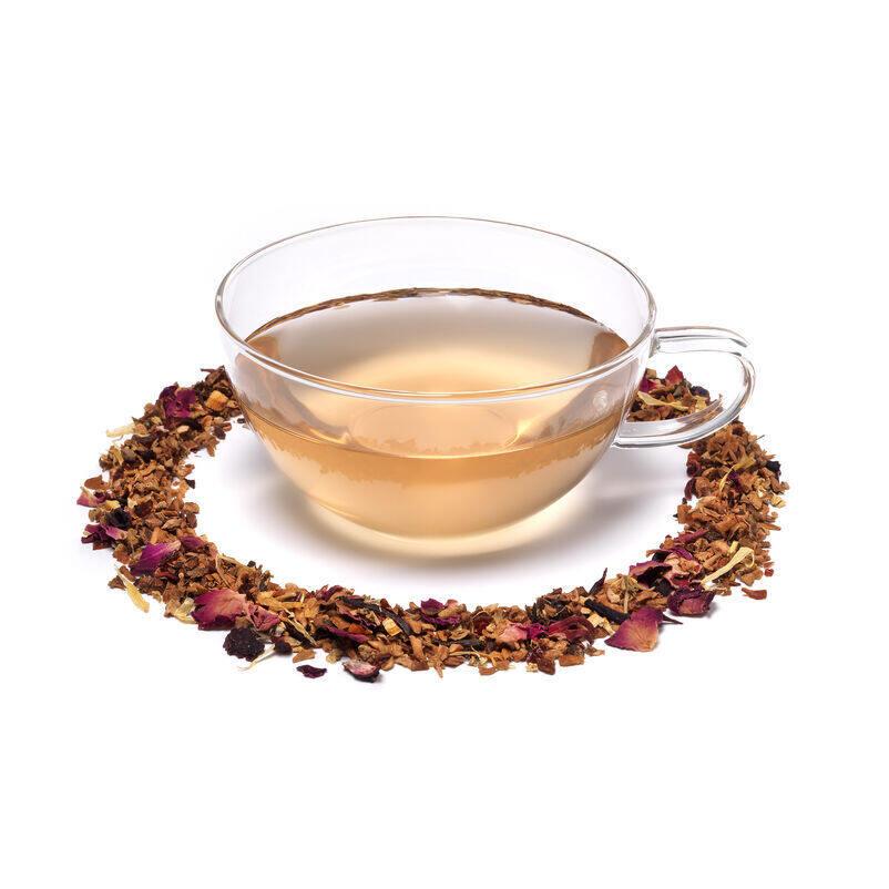 Elderflower & Apple Loose Infusion in Teacup