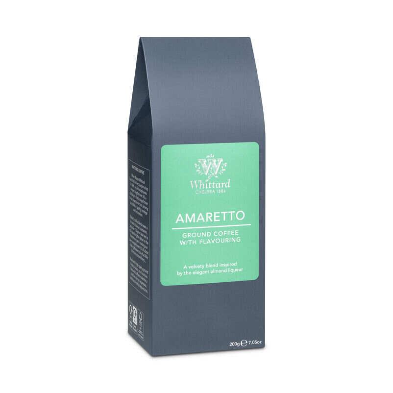 Amaretto Flavoured Ground Coffee