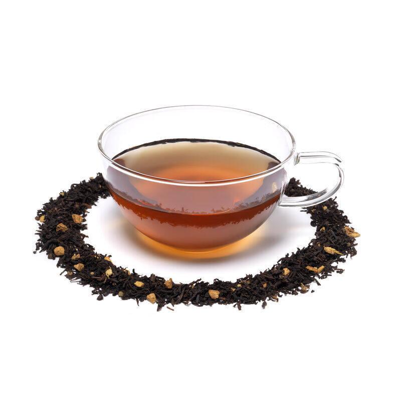 Spiced Chai in Teacup