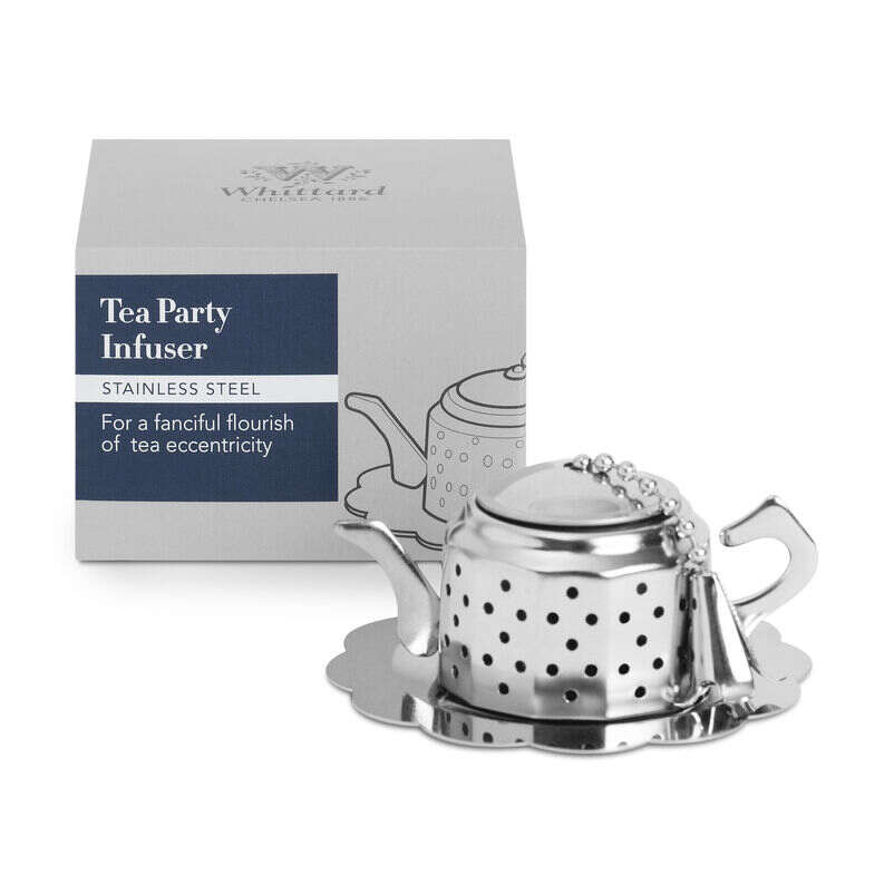 Tea Party Infuser with box