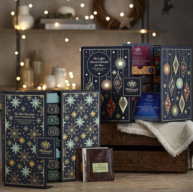 Coffee and Hot Chocolate Advent Calendars