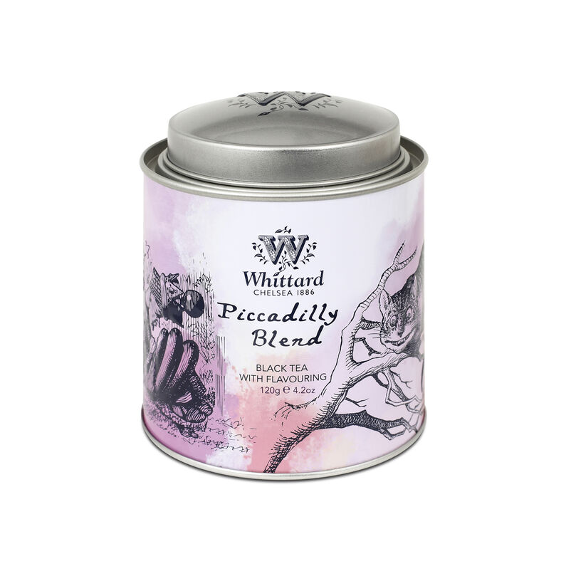 Piccadilly Alice Blend Tea Caddy