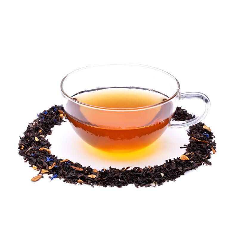 Loose Duchess Grey Tea in Teacup