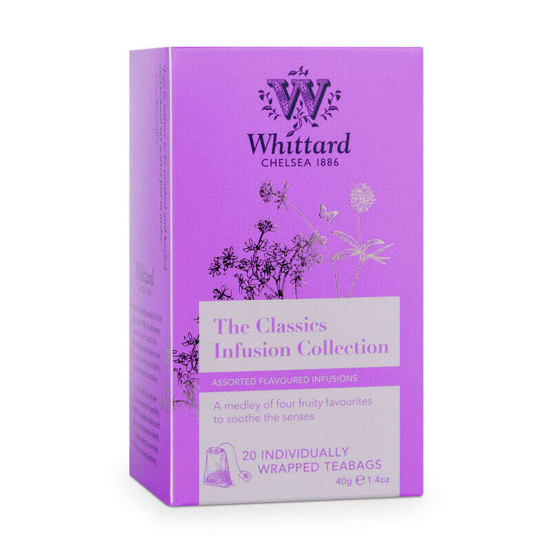 The Classics Infusion Teabag Collection