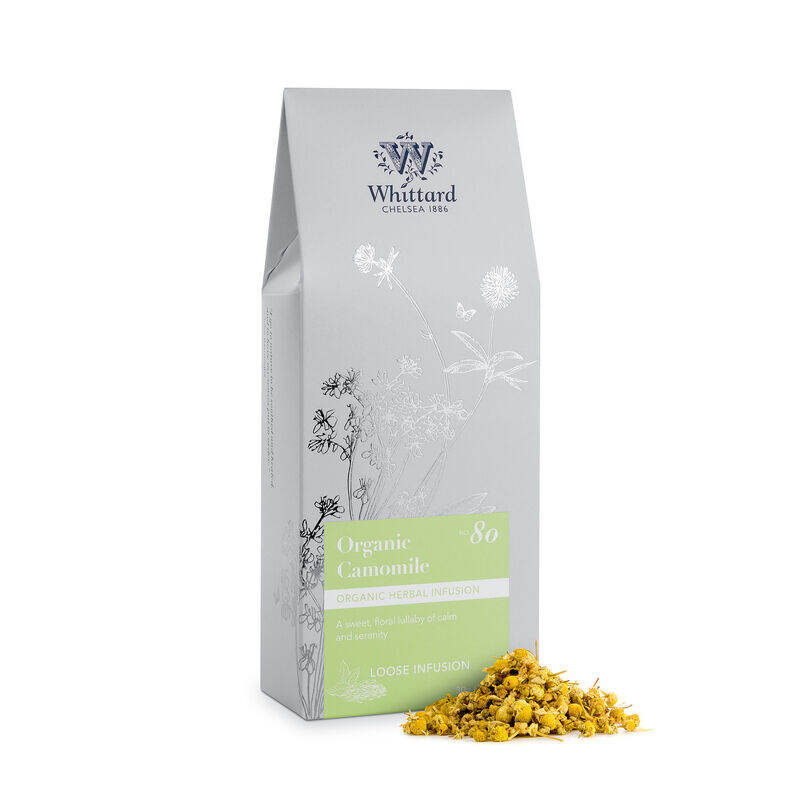 Organic Camomile Infusion Pouch