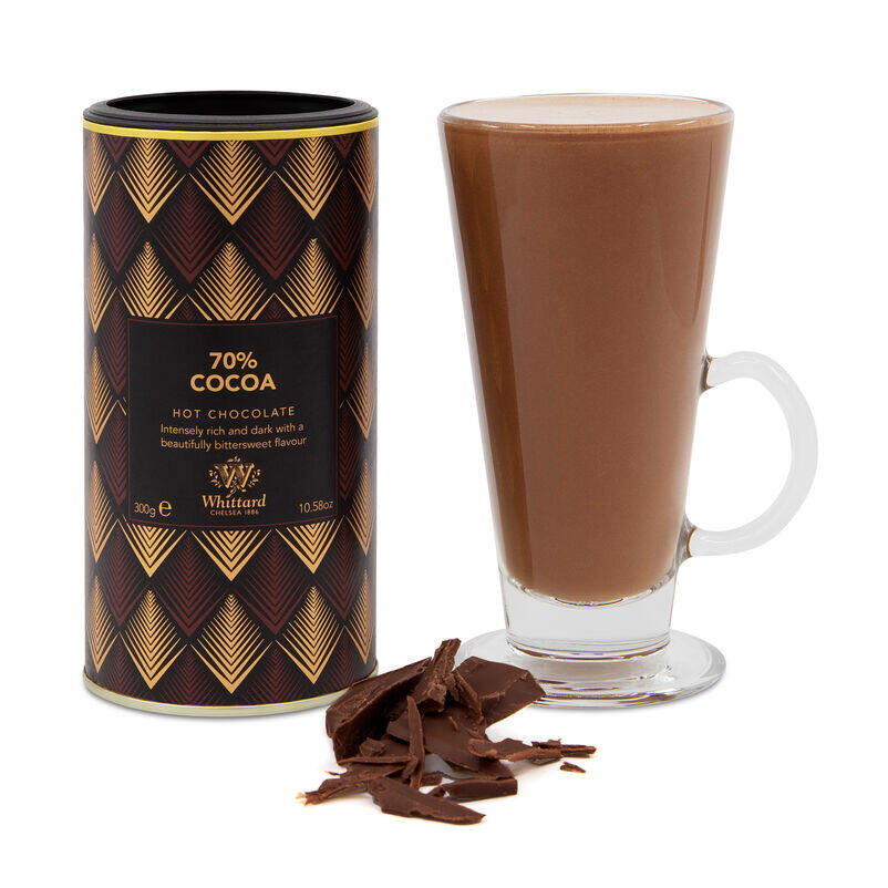 70% Cocoa Hot Chocolate