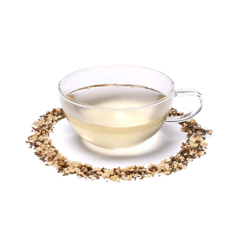 Turkish Apple Infusion in Teacup