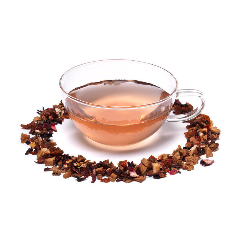 Super Fruits Loose Infusion in Teacup