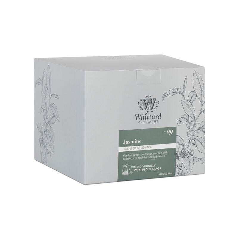 Box of 200 Jasmine Teabags