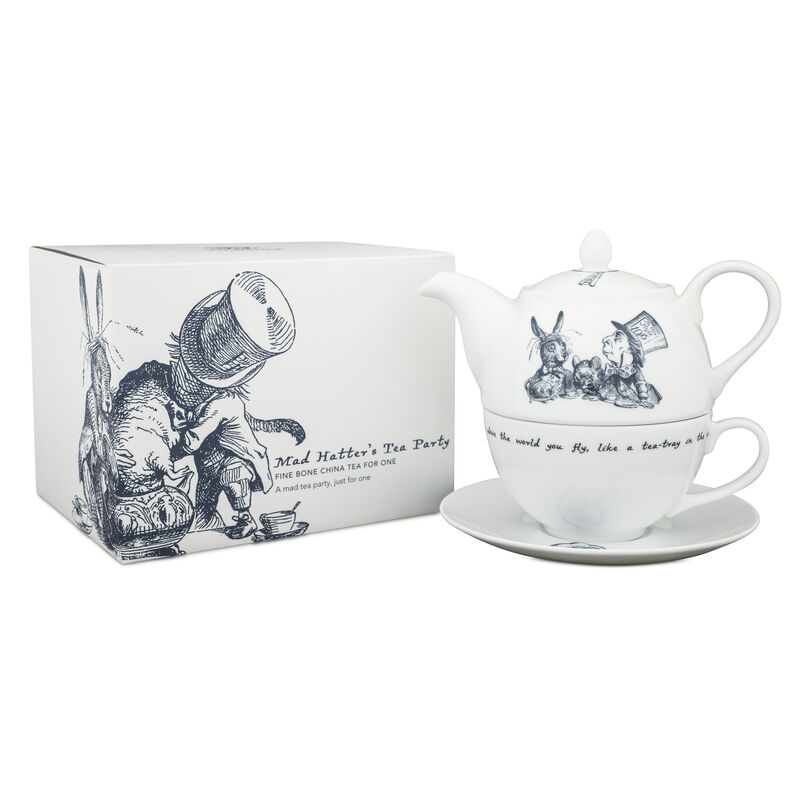 Alice in Wonderland Tea-for-One