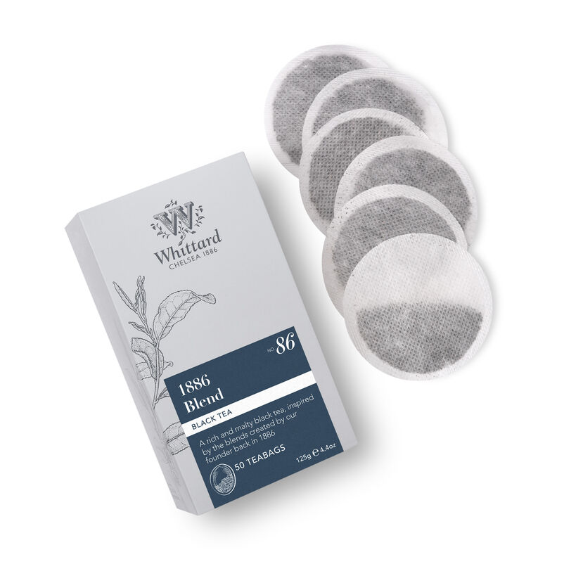 1886 Blend Traditional Teabags