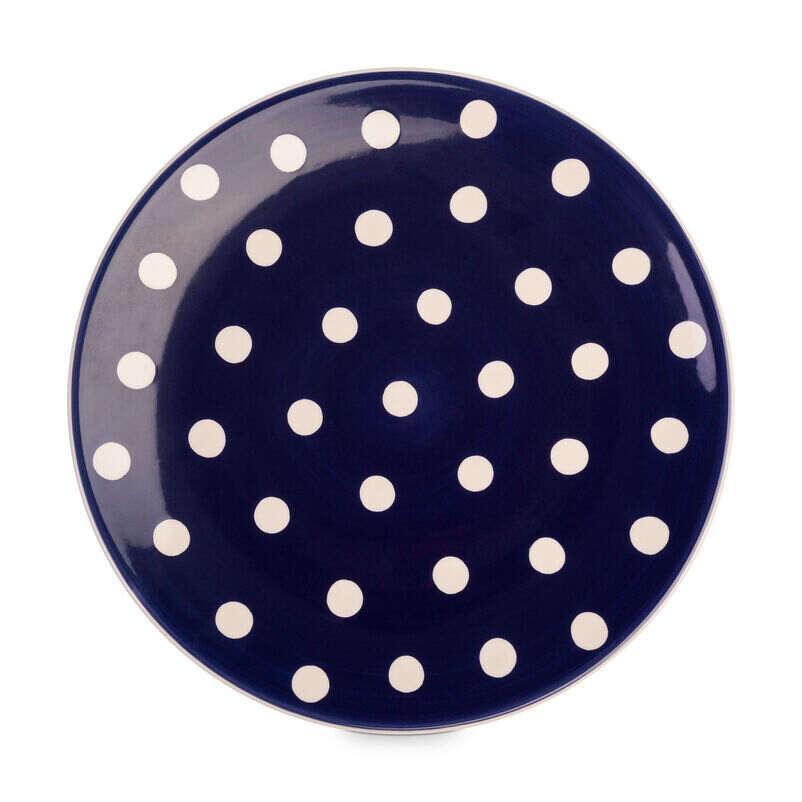 Florence Midnight Blue Dinner Plate