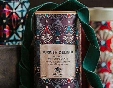 Turkish Delight Hot Chocolate Jane's Patisserie Recipe