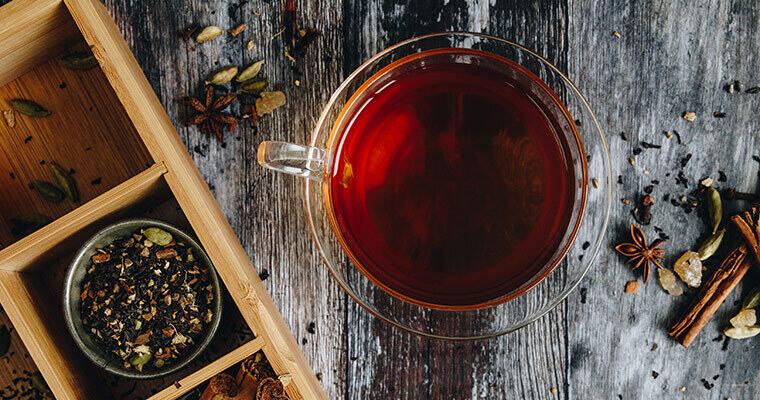 Masala Chai + Milk Chocolate