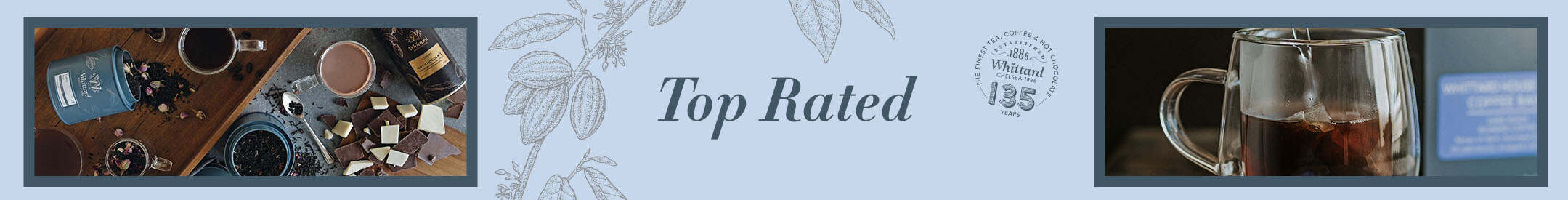 Top-Rated at Whittard