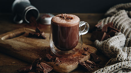 The Perfect Hot Chocolate
