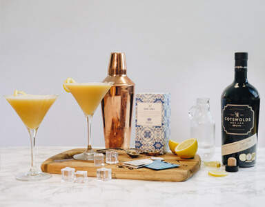 G and Tea Cocktails