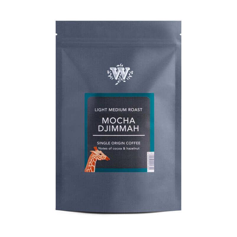 Mocha Djimmah Compostable Coffee Pouch