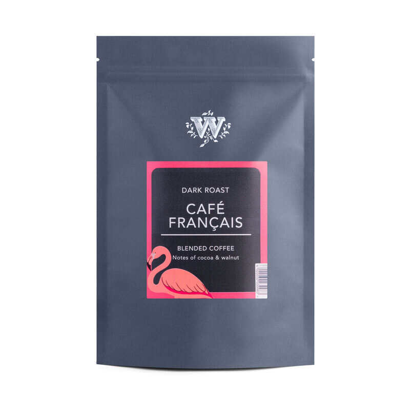 Cafe Francis Compostable Coffee Pouch