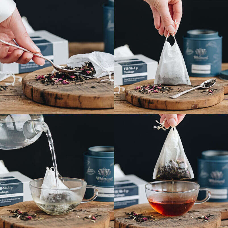 Fill-Me-Up Teabags