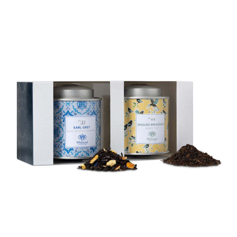 Tea Discoveries English Tea Mini Caddy Selection