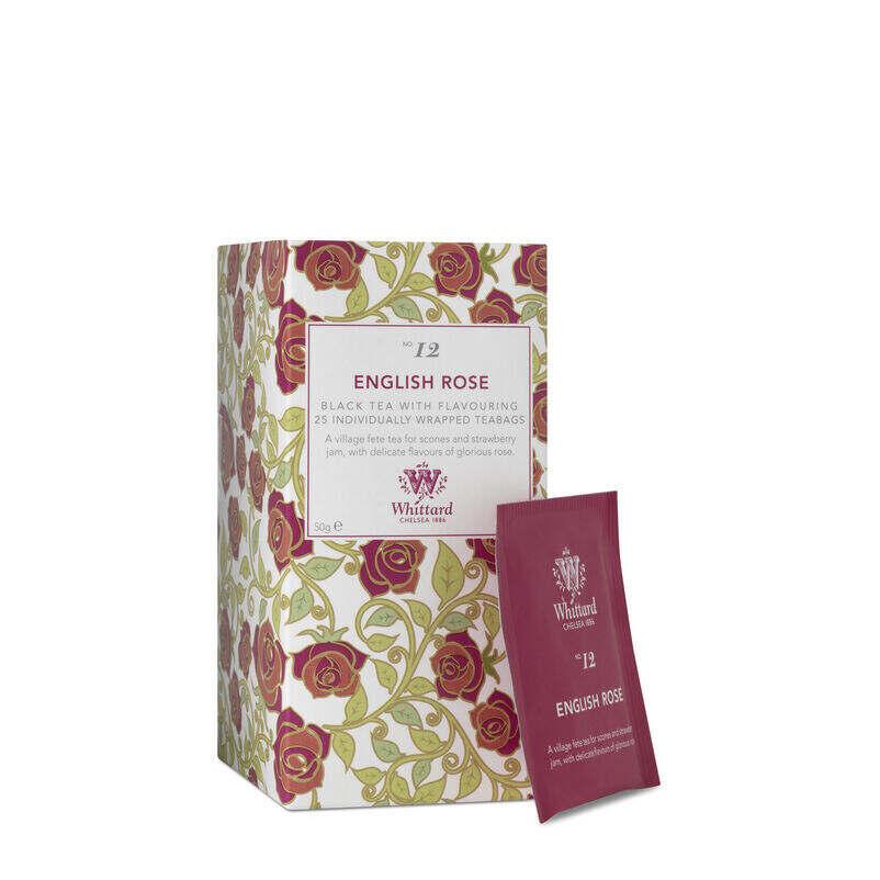 Tea Discoveries English Rose Teabags