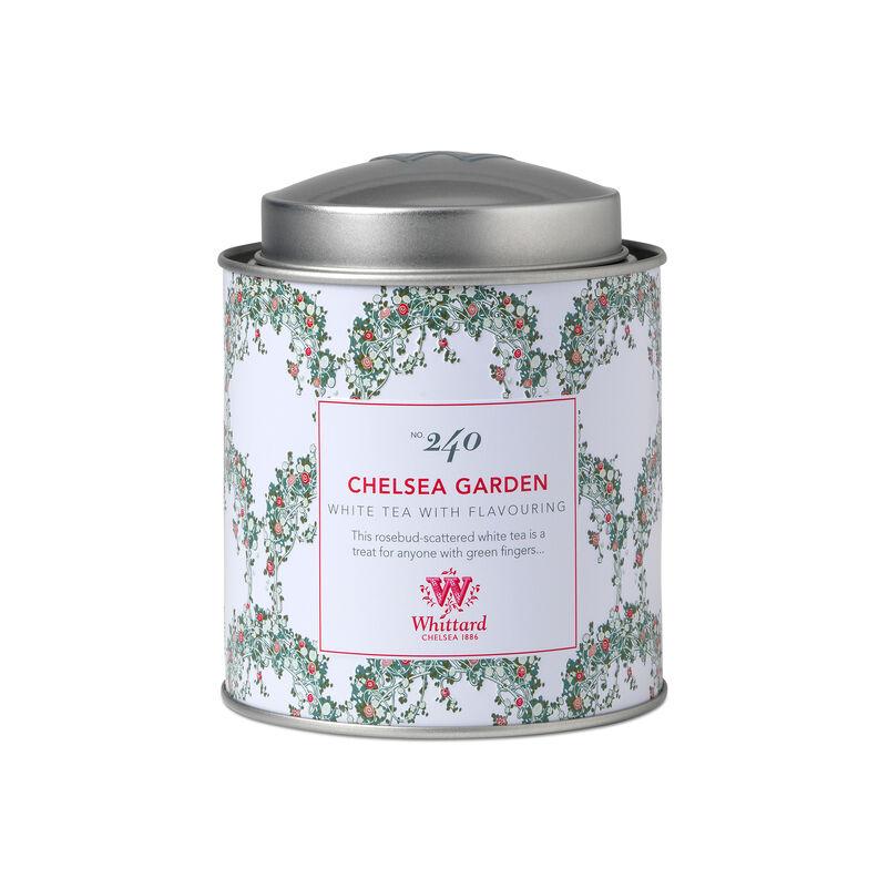 Tea Discoveries Chelsea Garden Caddy
