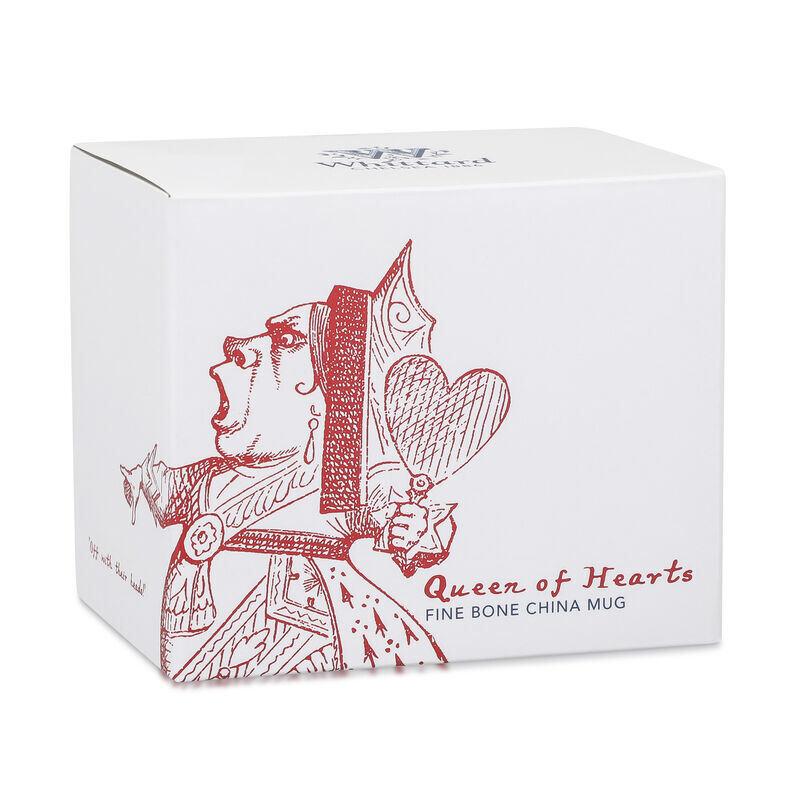 Alice in Wonderland Queen of Hearts Mug