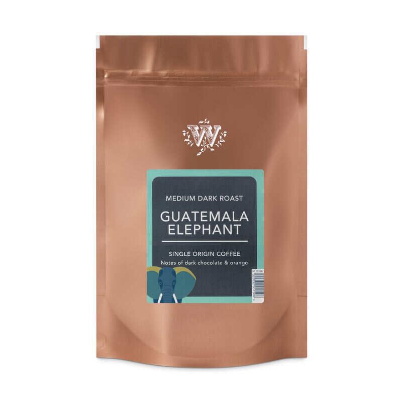 Guatemala Elephant Coffee Pouch