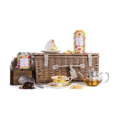 The English Rose Afternoon Tea for Two Hamper