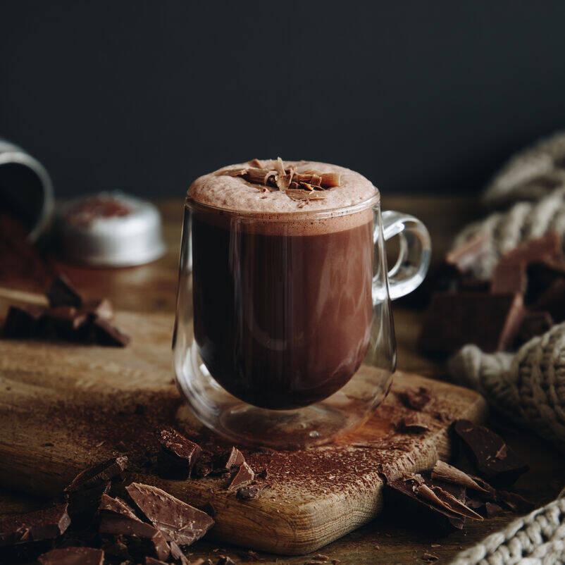 Luxury Hot Chocolate in Nova Mug