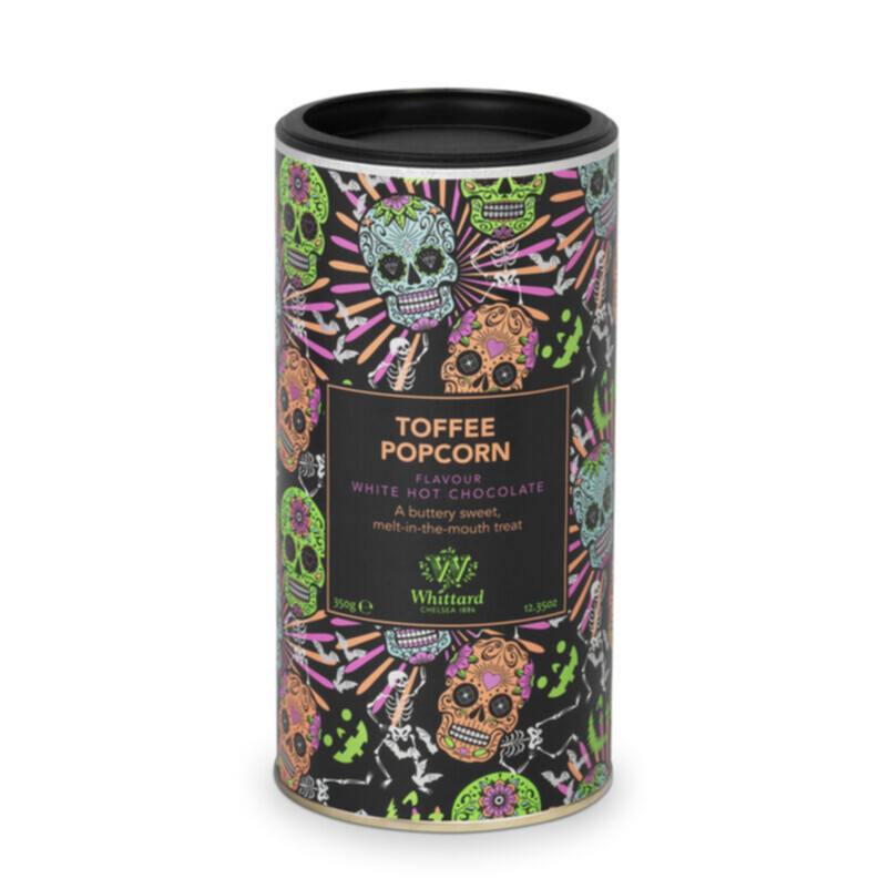 Limited Edition Toffee Popcorn Hot Chocolate
