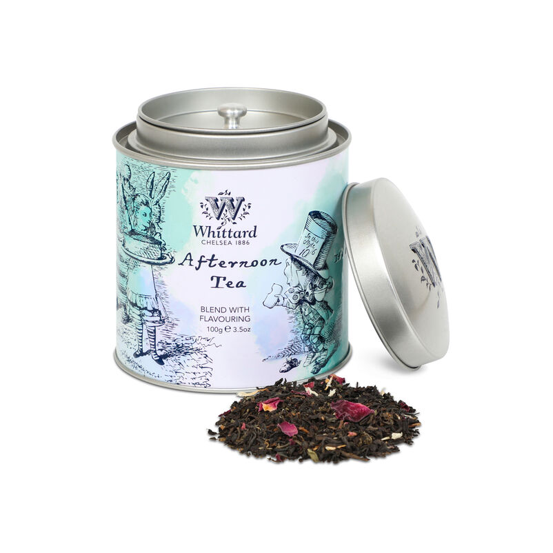 Image of Alice in Wonderland Afternoon Tea Caddy