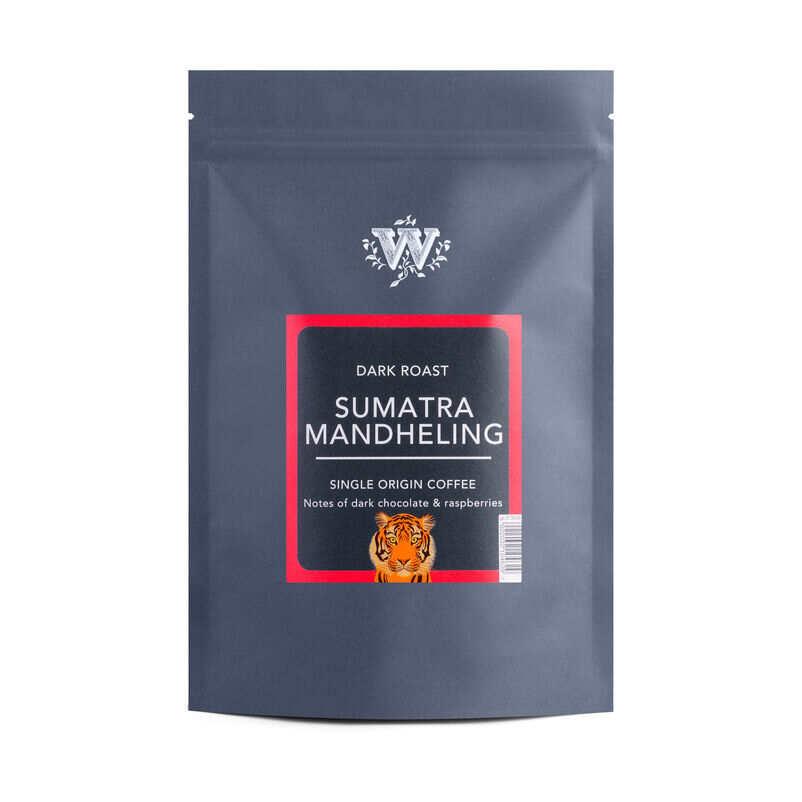 Sumatra Mandheling Coffee Compostable Packet
