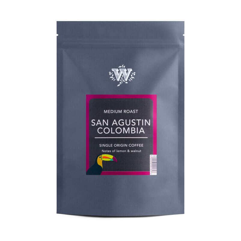 San Agustin Coffee Compostable Pouch