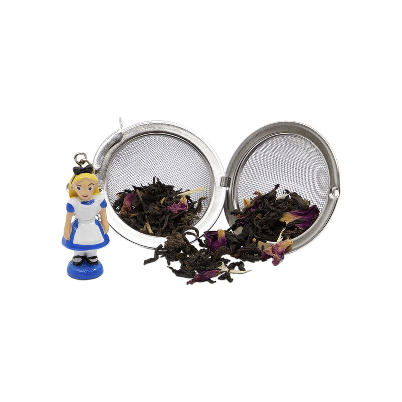 Alice Tea Infuser with loose tea