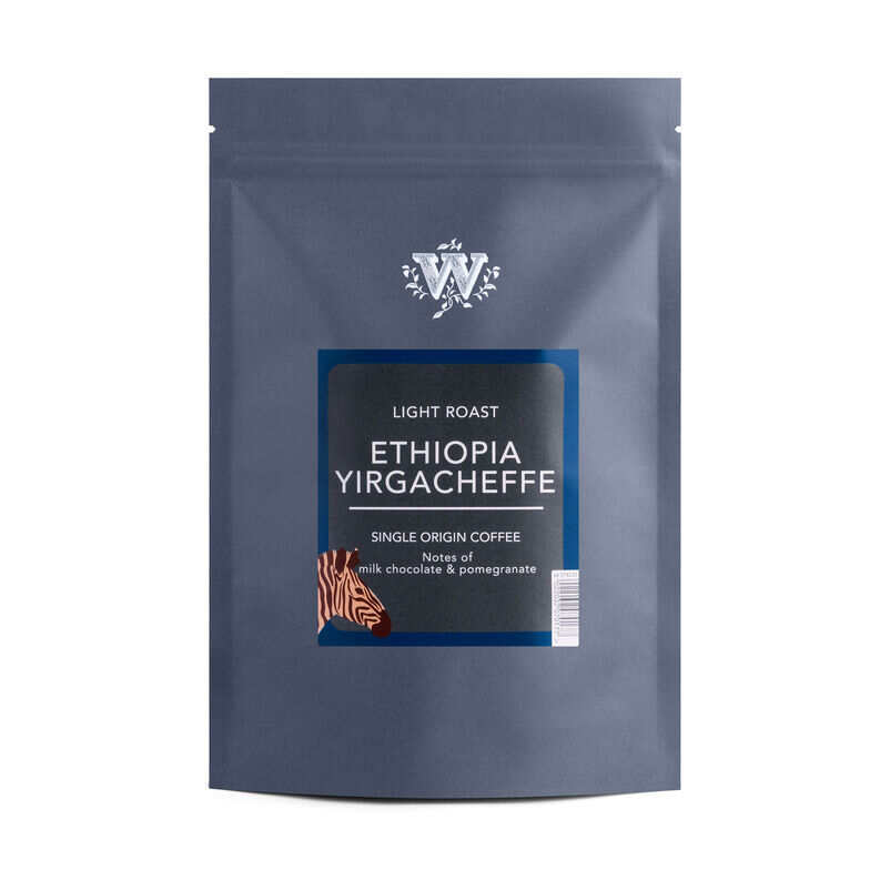 Ethiopia Yirgacheffe Compostable Coffee Pouch