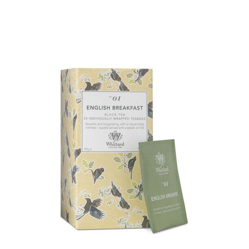 Tea Discoveries English Breakfast Teabags
